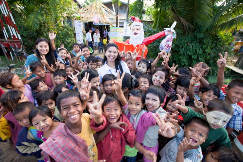 Merry Christmas from around the world | World Vision blog