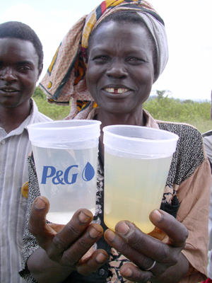 My walk with World Vision to give water to the thirsty | World Vision Blog