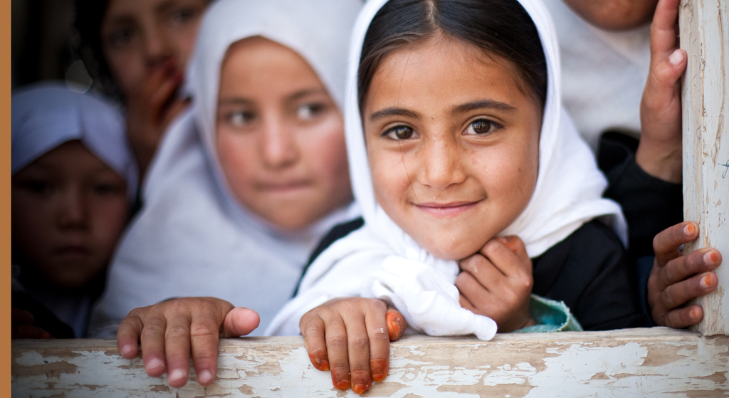 Educate a girl, change the world