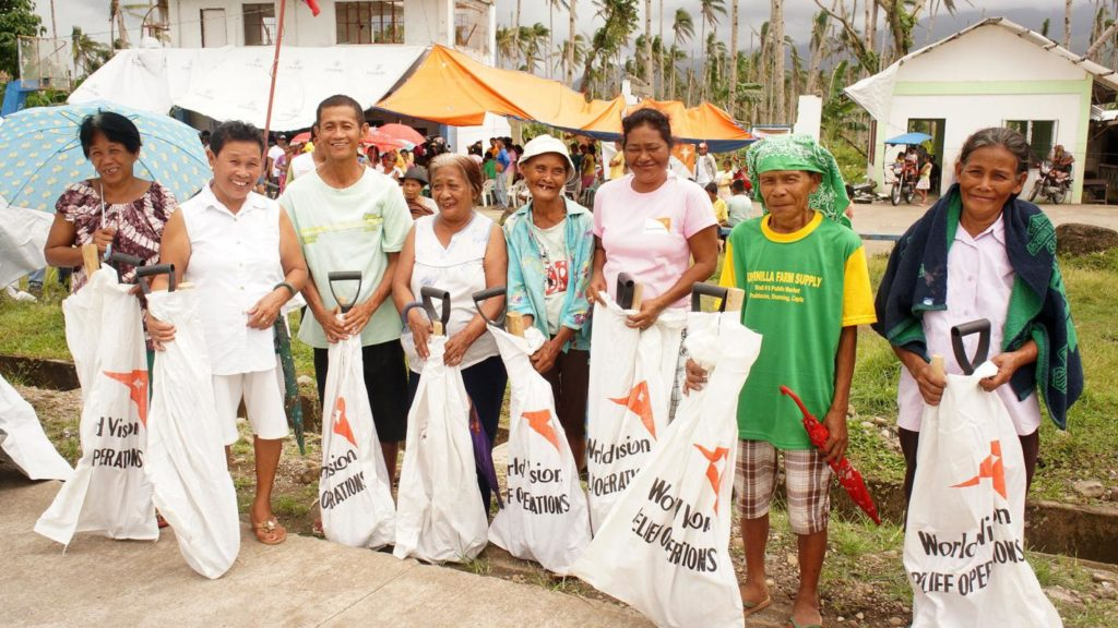 Royal Caribbean supports World Vision's disaster response in Philippines