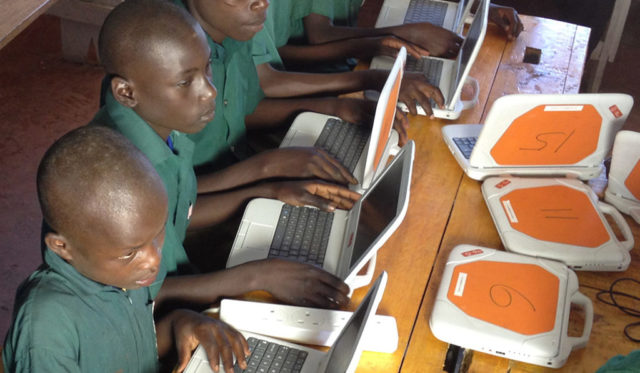 Microsoft and World Vision partner to spark digital futures