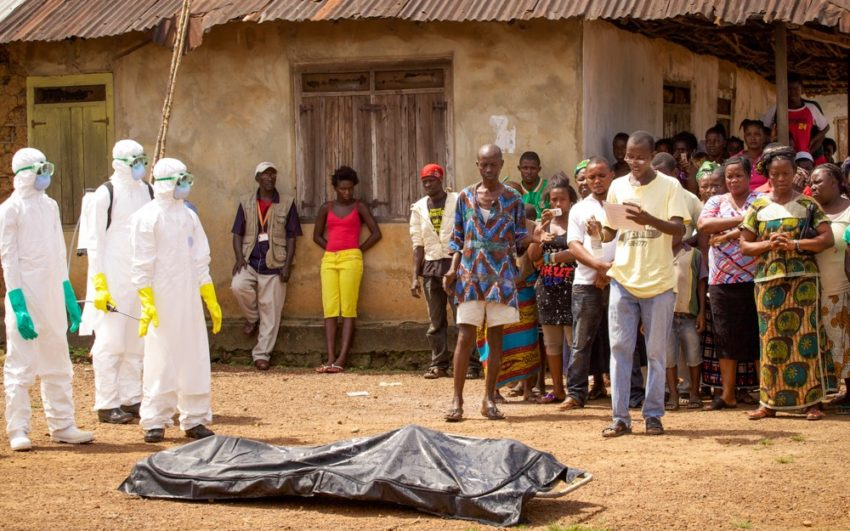 "The 2014 outbreak of Ebola virus disease in West Africa was the ""largest, most severe and most complex Ebola epidemic"" in history."