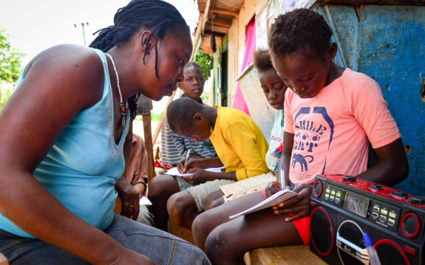"""When the World Health Organization declared the 2014 West Africa Ebola outbreak an """"international health concern,"""" Sierra Leone closed schools, disrupting the education of about 1.7 million children. It would take nine months for schools to reopen. Discover the impact of Ebola on education in Sierra Leone."""