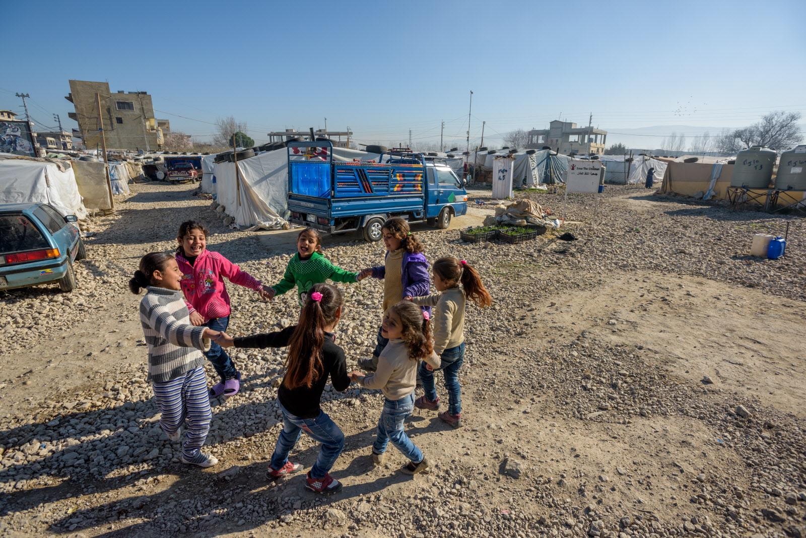 matthew 25 pray for refugees disaster survivors world vision