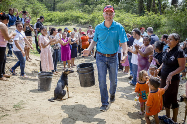 David Henriksen has been a child sponsor with World Vision since 2003 and is the CEO of iDisciple. Today, he writes about what is most powerful about seeing the faces of his sponsored children, and ponders how Jesus sees the faces of the people in our world.