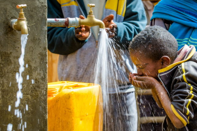 Here are the water facts you should know as the world takes on the challenge to ensure access to clean water and sanitation for everyone worldwide by 2030.