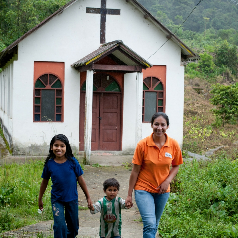A World Vision program management specialist discusses World Vision as a Christian organization and how we strive to witness to Christ in our work.