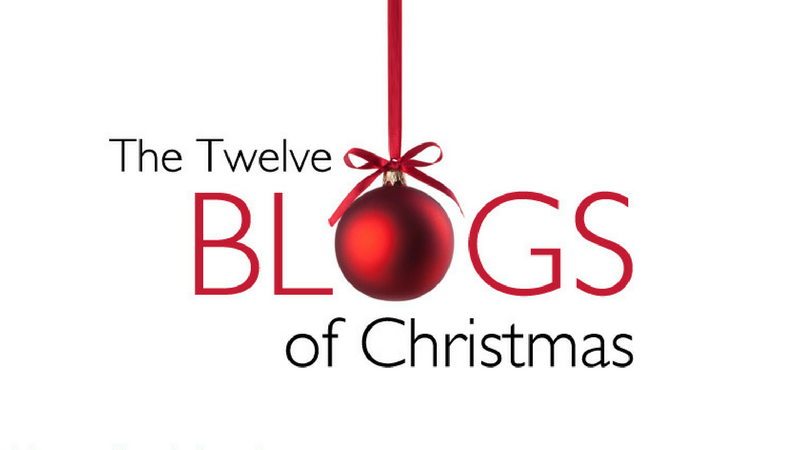 Our 12 blogs of Christmas represent the creativity, love, joy, hope, memories, and family traditions that connect us to the true reason for the season.