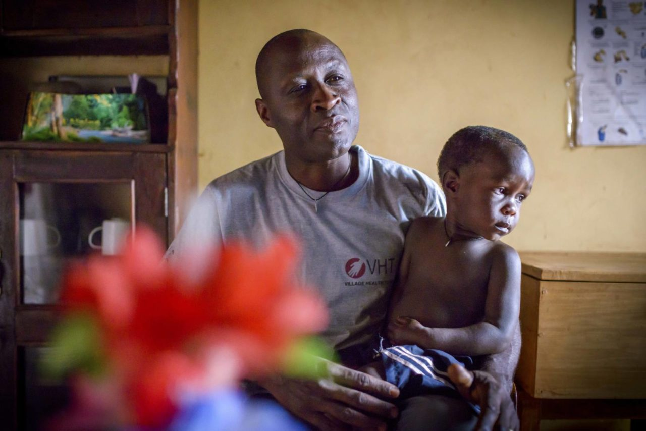 This Father's Day we bring you eight fathers around the world who make what we do here at World Vision possible — by becoming change-makers for their children.
