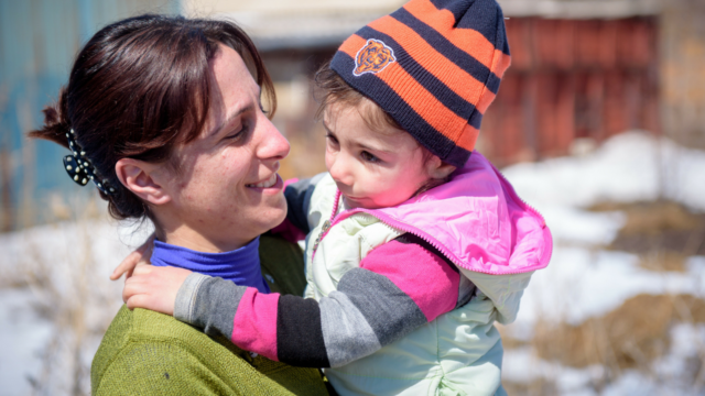 World Vision is training parents in Armenia to be more engaged and supportive in their children's lives … Find out how children are responding!