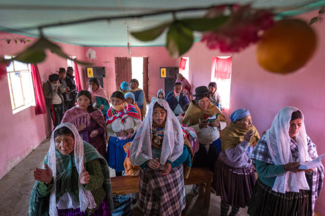 Small moments add up to a picture of what life is like for people living in Colomi and Soracachi, two towns where World Vision works in Bolivia.