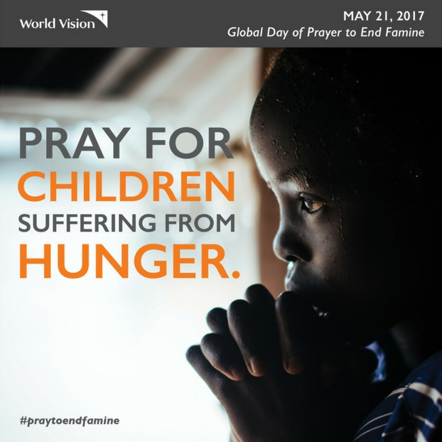 On the Global Day of Prayer to End Famine, Rich Stearns explores Jesus' call to love the hungry in East Africa in the same way we love God and ourselves.