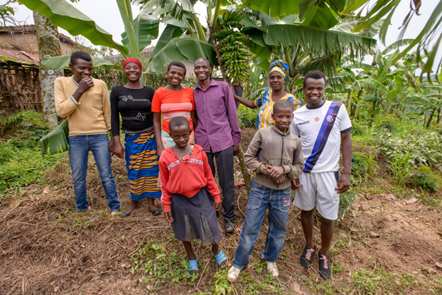 An idea that began in a rice field in Tanzania is building Resilient Livelihoods for farmers across five countries in Africa and empowering their families.