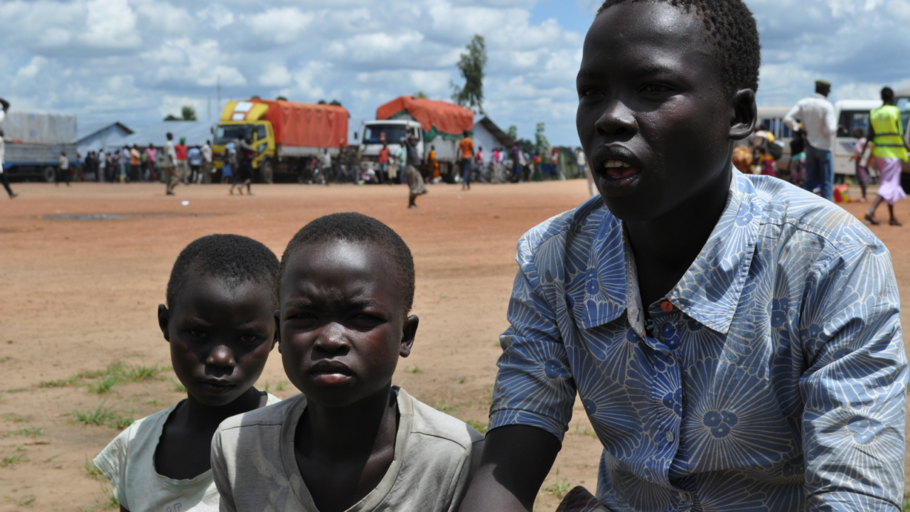 Nearly 10,000 children have crossed from South Sudan into Uganda without parents. This World Refugee Day, meet Moses, one of these unaccompanied children.