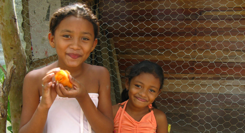 Easter is distinct to each culture. A World Vision community volunteer describes how her family celebrates Easter in Colombia according to tradition.