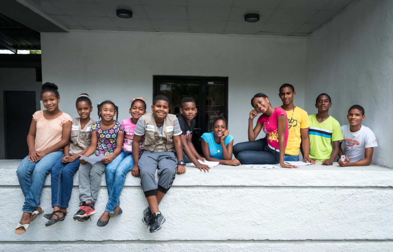 Are you the protagonist in your own life story … with God as the Author? Join blogger Elayna Fernandez as she meets youth in the Dominican Republic.