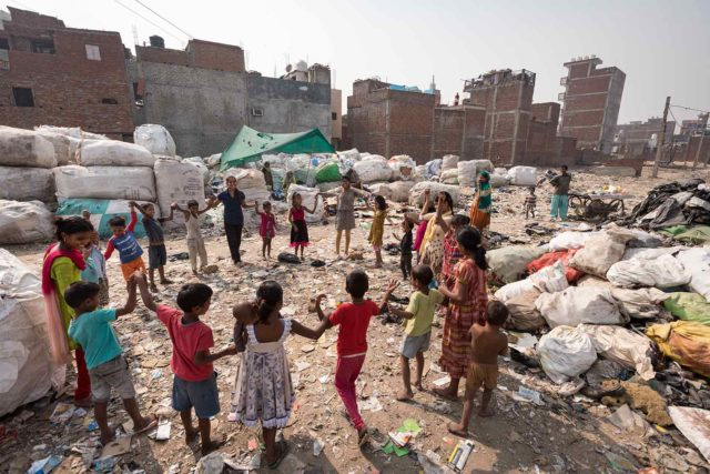 Urbanization has changed the face of poverty and how World Vision works. We went to India to talk to seven families about their experiences.