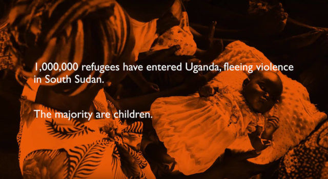 Since December 2013, 1.9 million people have fled the country because of conflict and hunger. Uganda now hosts more than 1 million refugees from South Sudan.