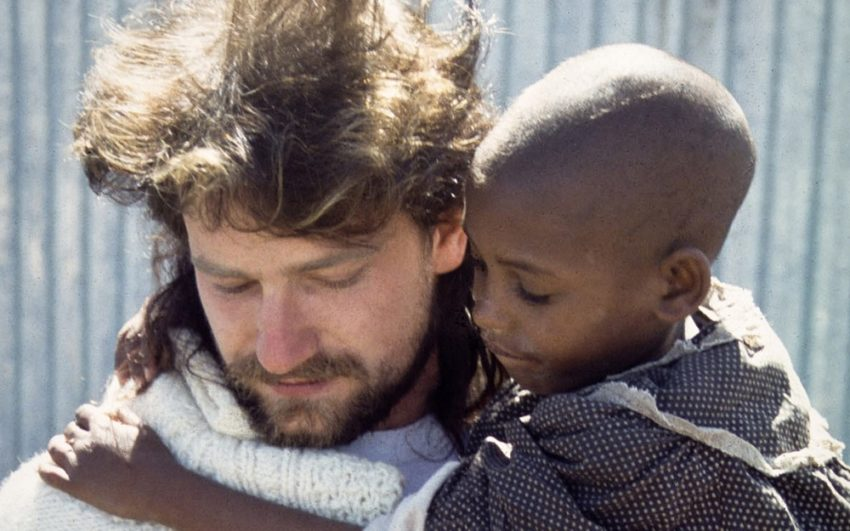Thirty years ago, when famine in Ethiopia shocked the world, U2 lead singer Bono spent a month working with World Vision staff.