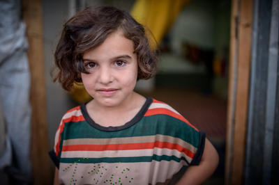Children's emotional scars from Syria's civil war: Amid conflict in Syria and neighboring countries, a sense of childhood is slipping away.