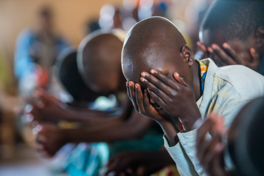 We invite you to pray for children around the world. Pray with us for these requests that come directly from World Vision staff serving in the field.