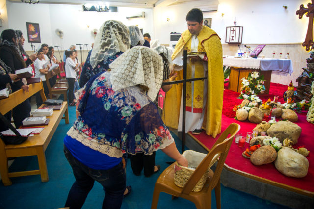 An Iraqi pastor says Christmas is not about the tree, the decorations or buying gifts. It's about two things.