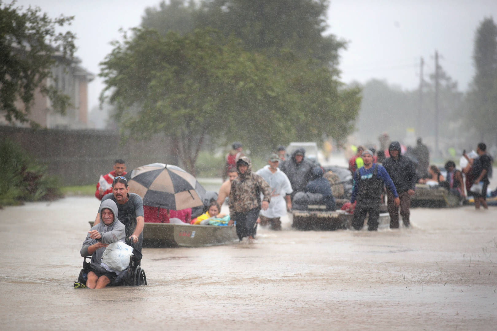 2017 Hurricane Harvey: Facts, FAQs, and how to help | World