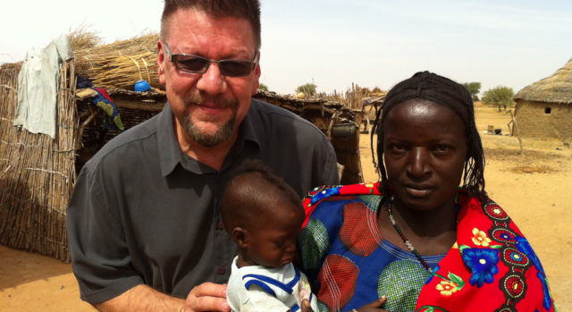 After a trip to Niger, to help children survive to 5, JD Chandler, a DJ at K-LOVE, will host a radiothon to help find sponsors for children in need.