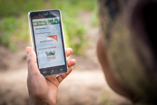 When you think of rural Africa, do you picture smartphones? See how innovation is changing the way people farm and cook in Rwanda!