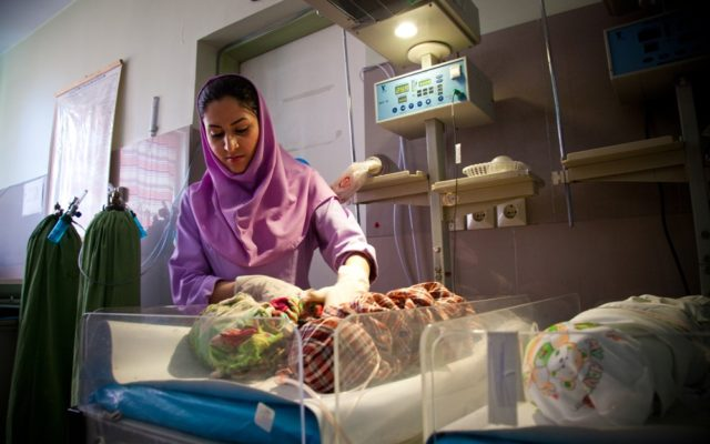 Midwives are the difference between life and death for women and newborns in Afghanistan, a country with one of the highest infant mortality rates in the world.