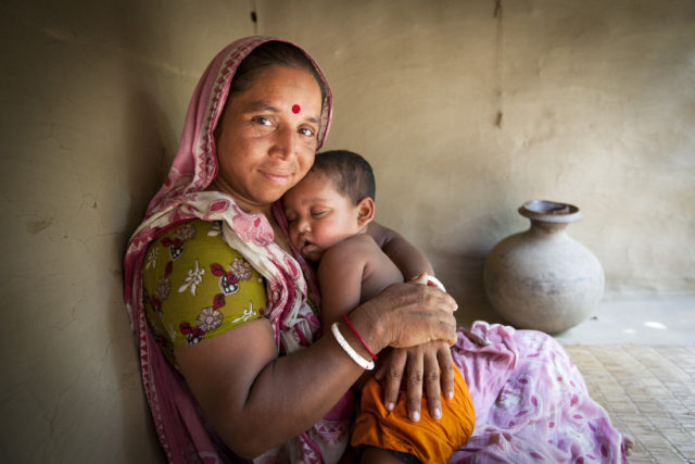 From Honduras to Bangladesh, we're wishing a happy Mother's Day to all kinds of moms around the world.
