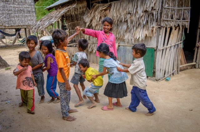 Here at World Vision, we believe in children and their right to the fullness of life. And nothing inspires us more than seeing kids being able to just be kids, like these ones.