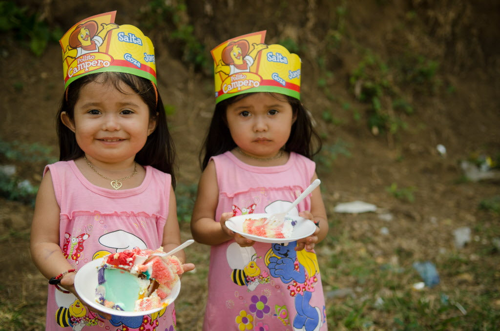 World Vision celebrates its birthday with help from kids worldwide