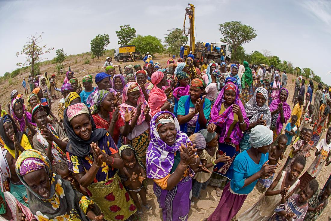 Clean water is buried treasure in Ghana | World Vision