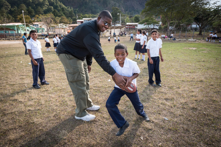 On a trip to Honduras with World Vision, pro football player Kelvin Beachum Jr. realizes that sometimes the biggest obstacle to overcoming poverty is access.