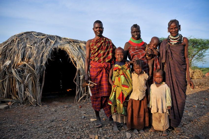 Spend five days with a Kenyan family as they battle hunger, and learn what hunger can do to a person's stomach and soul.