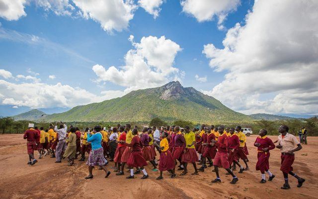 In their own words, award-winning World Vision photographers share their favorite photos from 2014 that showcase World Vision's work around the world.
