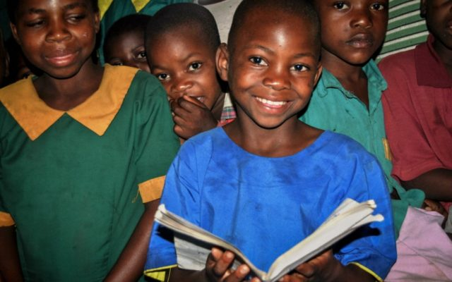 n Malawi, World Vision supports a community with training and books that cultivate a love of reading.