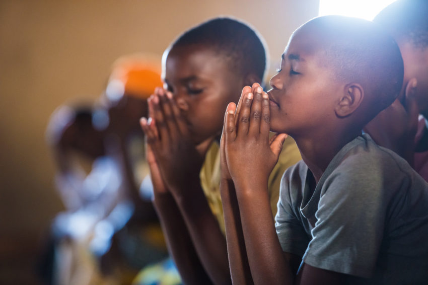 Pray for children: Join World Vision to pray God's promises on the millions of children growing up in hard places. All children should have the opportunity to lead full lives.