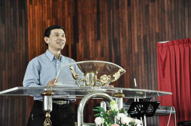 Now a pastor in Bangkok, a former sponsored child learned through his sponsor that it doesn't take wealth to help others.