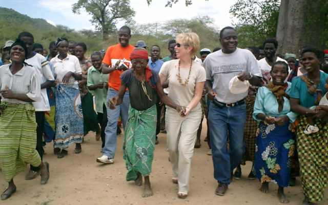 """Journey of faith: After years of """"dabbling,"""" at age 51 Marilee Pierce Dunker finally found her calling – serving World Vision, the organization her father founded decades ago."""