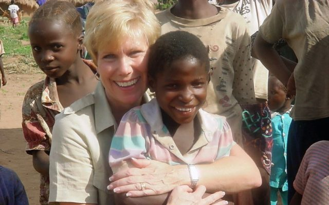 Marilee Pierce Dunker, daughter of World Vision's founder, chronicles her visits over the years with her sponsored child, Olivia, in Zambia.