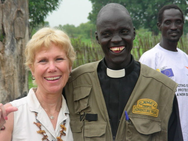 At an unforgettable pastors' conference in South Sudan, Marilee Pierce Dunker met extraordinary men and women whose courage and faith continue to inspire her.