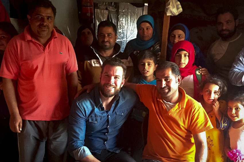 This podcast we talk with Pastor Dave Schmidgall from National Community Church in Washington, D.C. about meeting refugees in Lebanon and how to put your faith in action here at home.