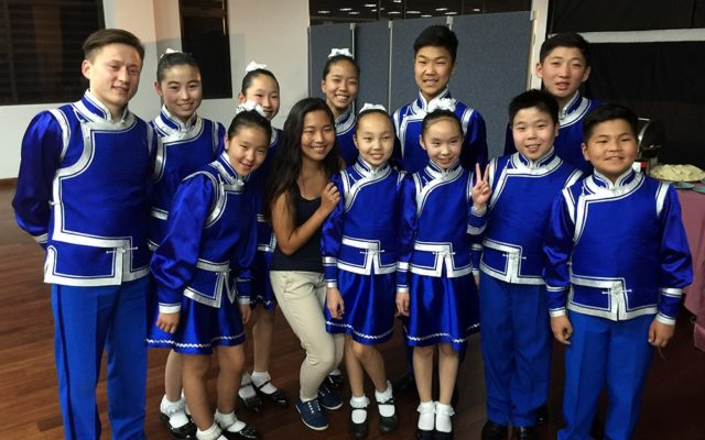 Children who once lived in tunnels running under the streets of Mongolia's capital have found family with a World Vision choir.