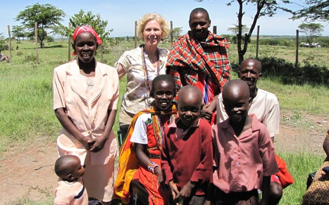 """Child sponsorship made one young boy """"as happy as a barren woman who gave birth to twins on Friday."""""""
