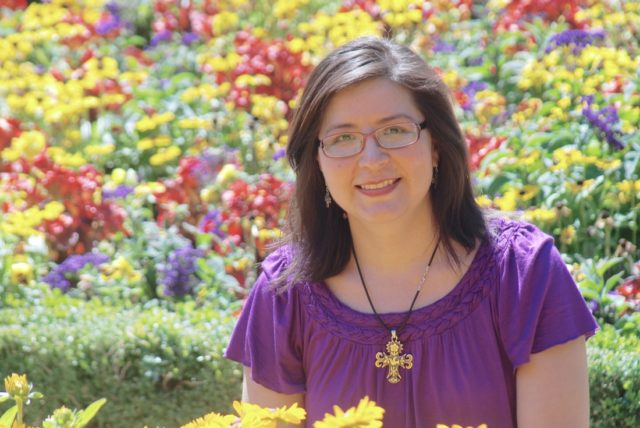 A strong family and child sponsorship protected Raquel Feagins when she was a child, and today she's a chaplain committed to living out her faith.