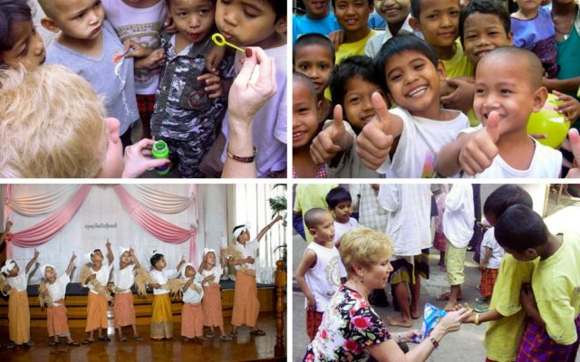 The Drop-In Center in Yangon, Myanmar is a place where the battle for survival is being won and street children are being blessed with hope.