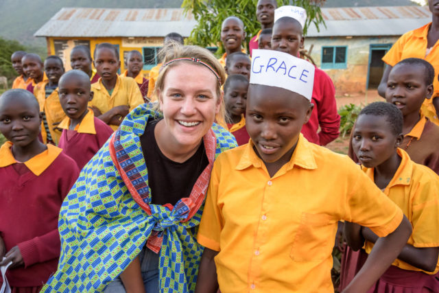 This World Teacher Day, find out how St. Elizabeth's school for girls in Kenya serves as a safety net for vulnerable girls facing child marriage and FGM.