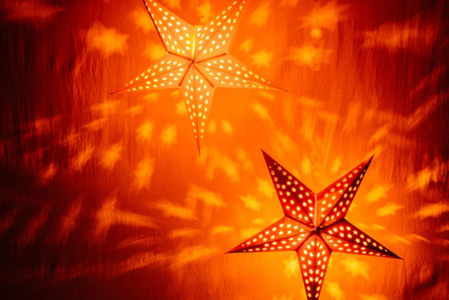 Christmas stars help Indian Christians share the light of Christ.